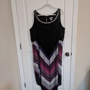 3x Catherine's Maxi Dress